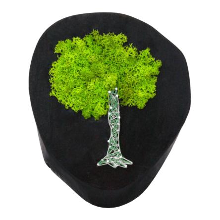 Obraz String Art Drzewo